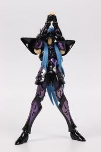 Image 4 - CMT figura de acción de Saint Seiya, modelo CS EX, Camus, Aquarius, Surplice y Armor, Totem Skele, Armor Metel Myth, Juguetes