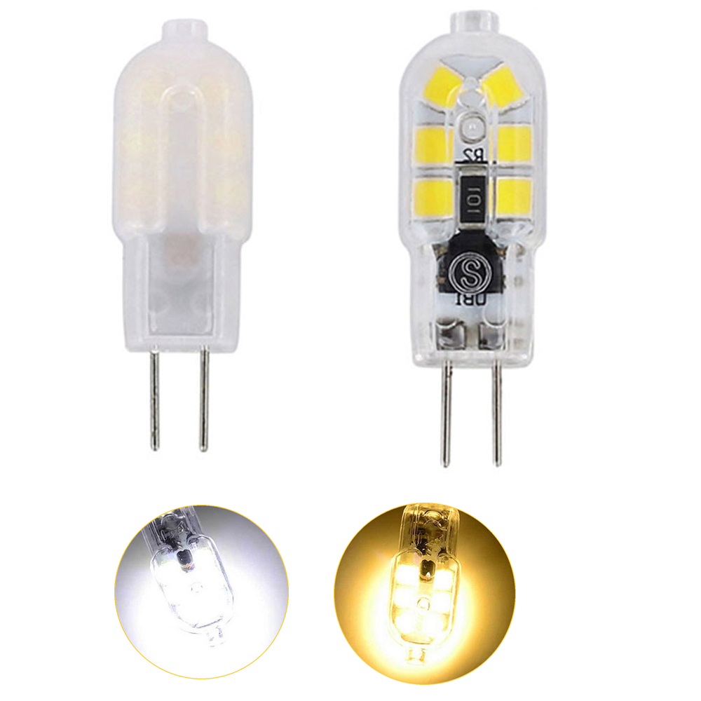 Mini G4 LED Lamp 3W SMD 2835 Lampada LED Bulb 360 Beam Angle Replace 25W Halogen Lamps Lights AC/DC12V AC220V For Home Hotel