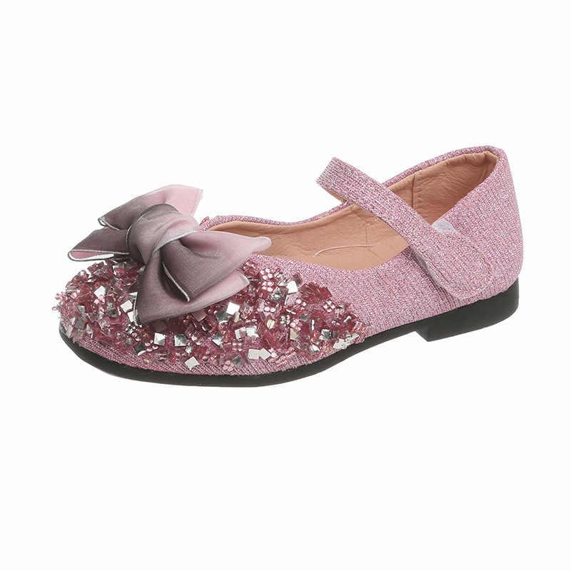 Girl Shoes Wedding Dress Big Kids Shoes