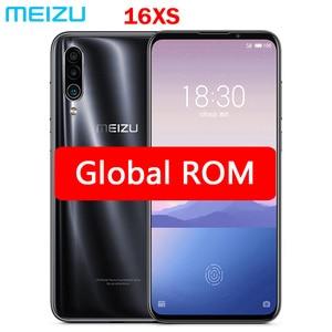 "Image 2 - ذاكرة ROM عالمية Meizu 16XS 6GB RAM 16 XS هاتف ذكي Snapdragon 675 6.2 ""48mp كاميرا ثلاثية AI الجبهة 16MP 4000mAh"