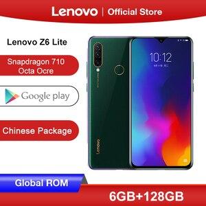 Image 1 - هاتف Lenovo Z6 Lite (K10 Note) الذكي بذاكرة وصول عشوائي 4 جيجابايت وذاكرة قراءة فقط سعة 64 جيجابايت ومعالج سنابدراجون 710 ثماني النواة ومزود بكاميرا ثلاثية مقاس 6.3 بوصة يعمل بنظام الأندرويد 9.0