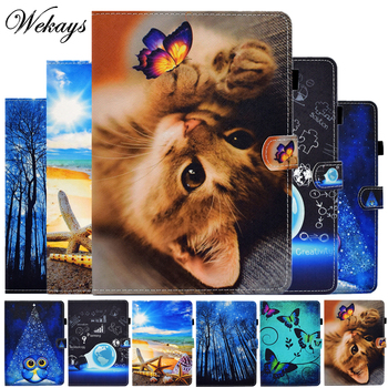 Coque For Huawei MatePad T8 2020 8.0 inch Case Kobe2-L03 Kob2-L09 Cartoon Cat Leather Cover For MatePad T8 T 8 Tablet Cover Case чехол zibelino tablet для huawei matepad t8 8 0 inch black zt hua t8 8 0 blk