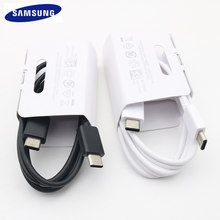 Samsung galaxy s20 plus nota 10 pro tipo c cabo usb3.0 25w pd usb tipo-c para tipo-c cabo de carregador rápido para note10 s20 ultra 1m