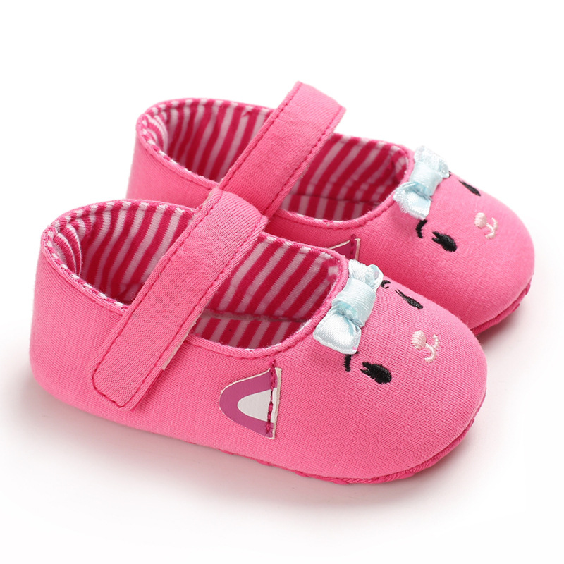 Baby Babies Girls Shoes Booties Love Mummy Daddy Socks Sock Slipper 0-6 Months