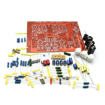 High Quality Stereo Push-Pull EL84 Vaccum Tube Amplifier PCB DIY Kit practical durable portable module Finished Board