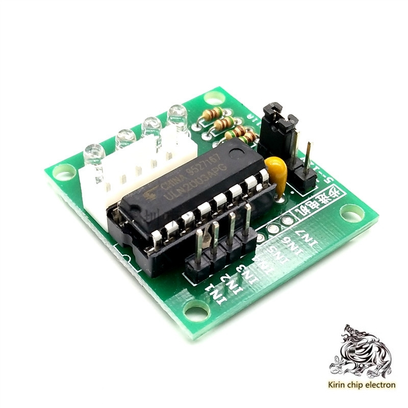10pcs / Lot Drive Board Five Wire Four Phase / Stepper Motor Drive Board / Drive Board (ULN2003) / Test Board