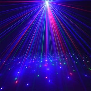 Image 2 - RGB Laser Projector 24 Big Patterns Outdoor Laser Light Garden Waterproof Christmas Landscape Xmas Tree Show Lazer Lighting