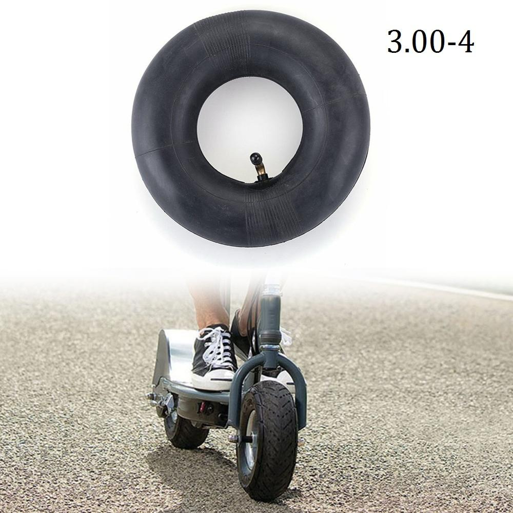 For Gas & Electric Scooter Tire Inner Tube 3.00-4 Tire High Quality Metal Valve Tube For Motorcycle
