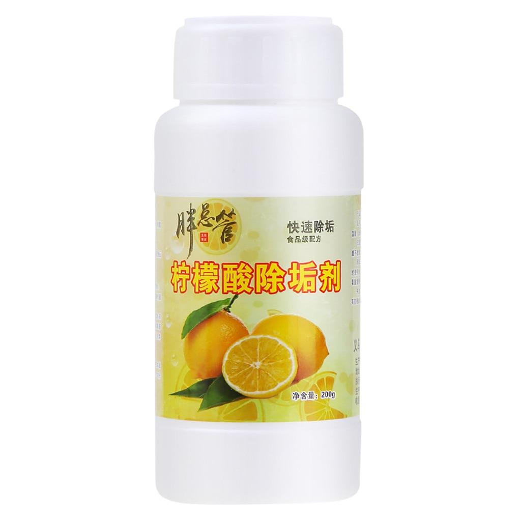 Пищевая лимонная пятновыводитель для удаления пятен конечный мгновенный очиститель лимонной кислоты приспособления для уборки кухни масло пятновыводитель