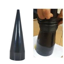 Новый монтажный конусный инструмент, Пластиковый черный для универсальных эластичных ботинок CV 1 шт., практичный 330 мм, высота, автомобильны...