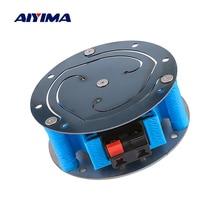 AIYIMA 3Inch Vibration Speaker 6 ohm 60W Bass Shock Drive Plane Full Range Resonance Car Chair Sofa Music Shock DIY Home Theater