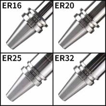 Точность 0,005 BT30 ER16 60L BT30 ER20 BT30 ER25 BT30 ER32 70 100L держатель инструмента для станков с ЧПУ обрабатывающий центр с ЧПУ шпиндель резцедержателя