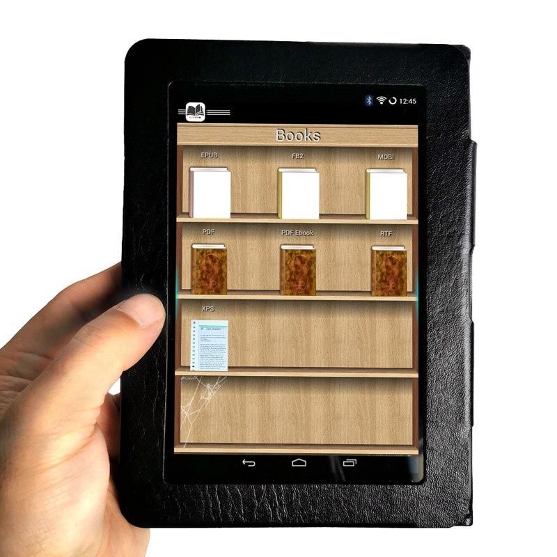 Лидер продаж, HD цветной дисплей, 7 дюймов, 16 ГБ, умные цифровые проигрыватели с Wi-Fi, электронная книга, мини-ПК на Android и Игровой музыкальный видеоплеер