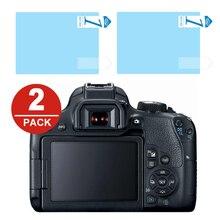 Protector-Film Lcd-Screen 800D 700D 2000D 650D Eos 6d 760D Canon 1300D 750D for 77D 90D