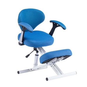 Ergonomic Kneeling Chair Adjustable Folding Sitting Posture Correction Desk Chair Home Office Student Adult Writing Knee Chair children s study table and chair set primary school posture home simple student writing desk