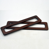 50% Off 50 Pieces Of Wooden Bag Purse Frame Size 30*8cm China Factory Diy Bag Accessories Fashion Nice Wooden Bag Handle