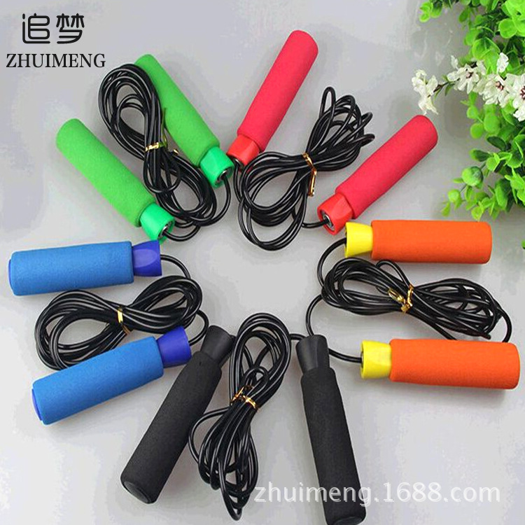 Dream Home Fitness Equipment Sports Supplies Only Bearing Jump Rope And Weight Profession Jump Rope Sub-