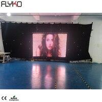 Efeito de Iluminação de palco levou cortina P35MM 2X3M + cortina Estrela 3x7m Bw|Efeito de Iluminação de palco|   -