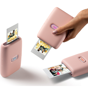 Original Instax Mini Link One-timeImaging Mobile Phone Mini Portable Mobile Phone Photo Printer Fuji Film Printer 1
