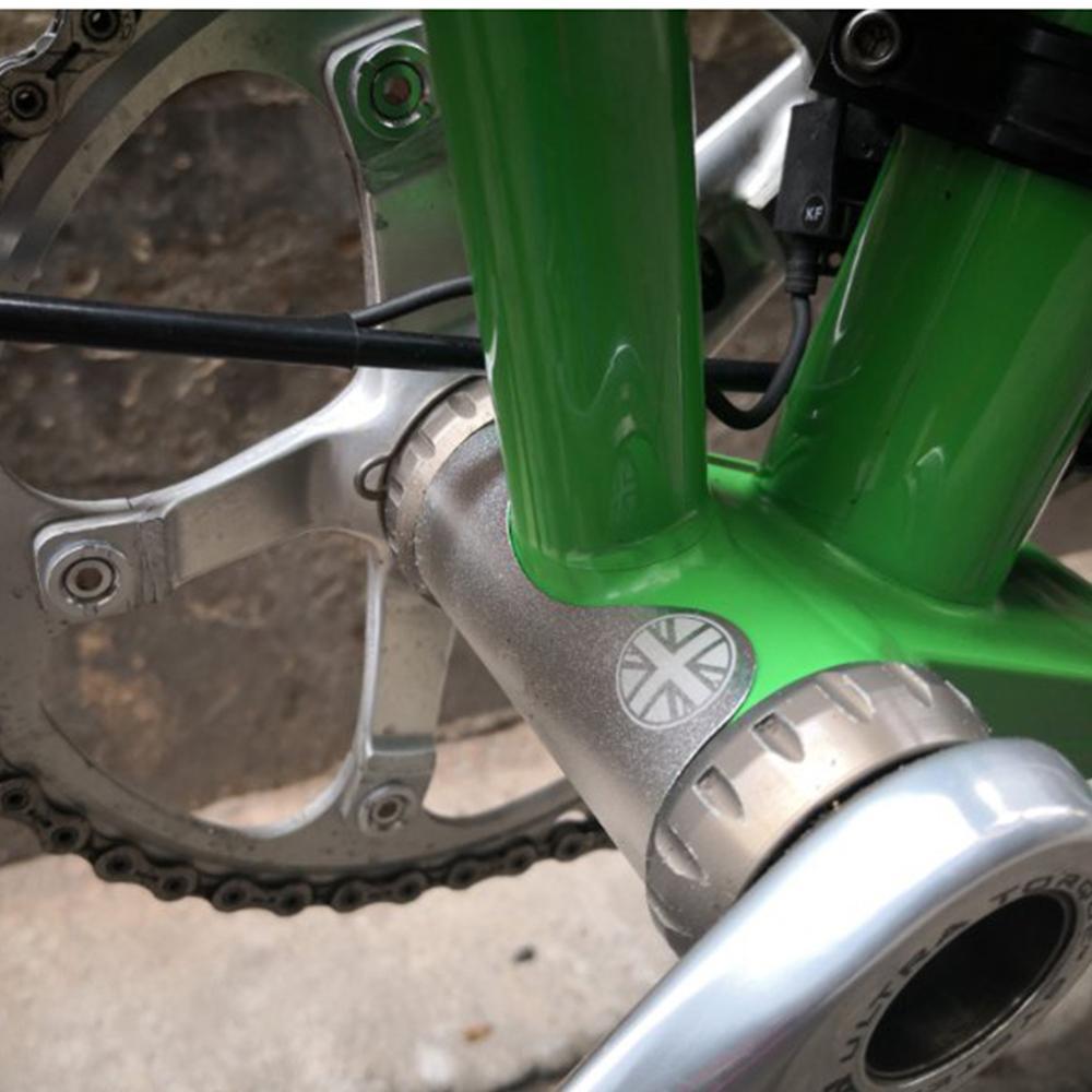 Equipo Protector para bicicleta TWTOPSE, para Brompton, soporte inferior de bicicleta plegable, Protector de aleación de aluminio, accesorio Protector Caliente táctica electrónica orejera para disparar al aire libre deportes Anti-ruido auriculares de sonido de amplificación de audiencia de auriculares