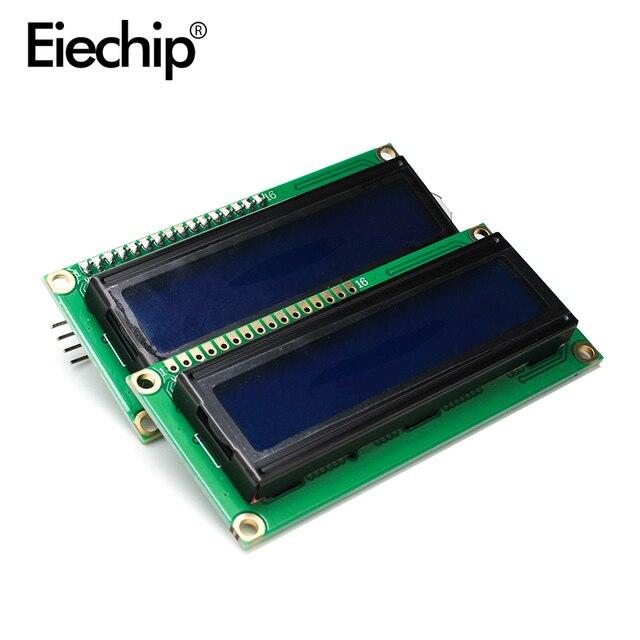 LCD display LCD1602 module Blue screen 1602 i2c LCD Display Module HD44780 16x2 IIC Character 1602 5V for arduino lcd display 2