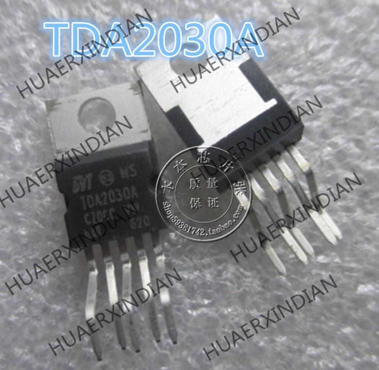 1PCS/LOT Original New TDA2030A <font><b>TDA2030</b></font> <font><b>2</b></font> in stock image