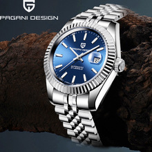 PAGANI Design 2021 New Mens Watches Top Brand Luxury Watch Men Automatic Mechanical Watch Men Waterproof Clock Relogio Masculino