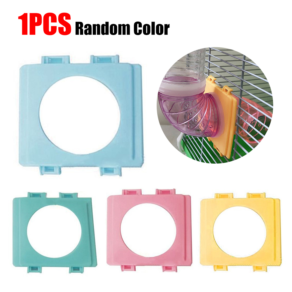 1pc Hamster Tunnel Cage External Pipe Interface Fitting Hamster Toy Tunnel Cage Accessories font b Pet