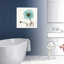 New Hot Shower Clothes Storage Cabinet Foldable Shelf Mural Punch-free Organizer Bathroom Decor