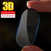 ZFlip3-Protector de lente de cámara curvada 3D, funda de vidrio templado para Samsung Galaxy Z Flip3 Flip 3 5G 2021, película de protección 9H