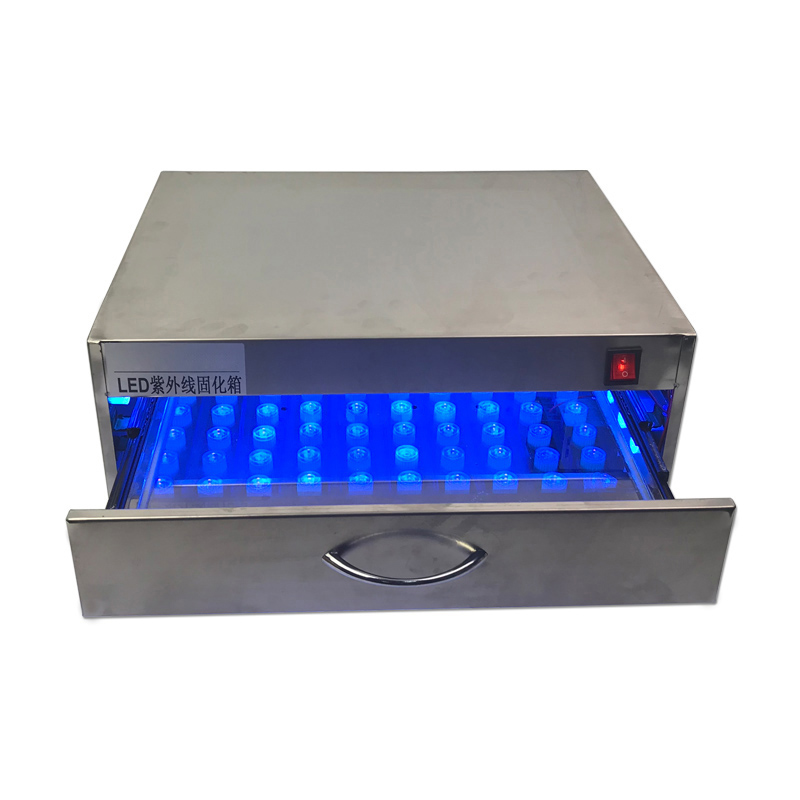 118W UV Lamp curing box machine 84 LED Lights Drawer Type Lamp Repair Tool - 2