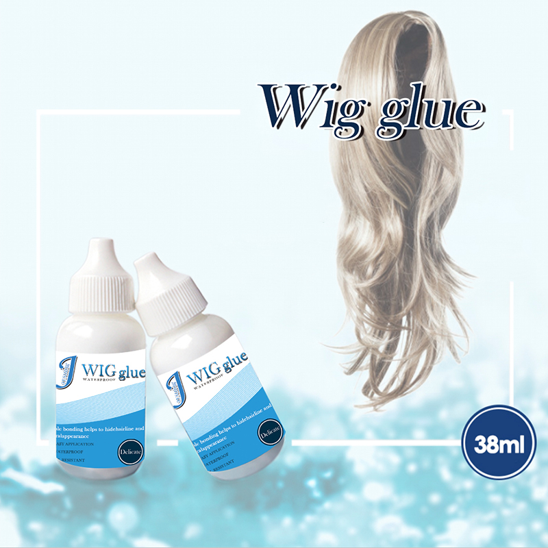 Lace Front Glue Bonding Glue Invisible Adhesive For Lace Wig Glue Lace Glue Hair Extension Replacement Wig Adhesive Hair Glue
