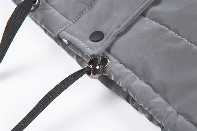 Loose Zipper Outwear