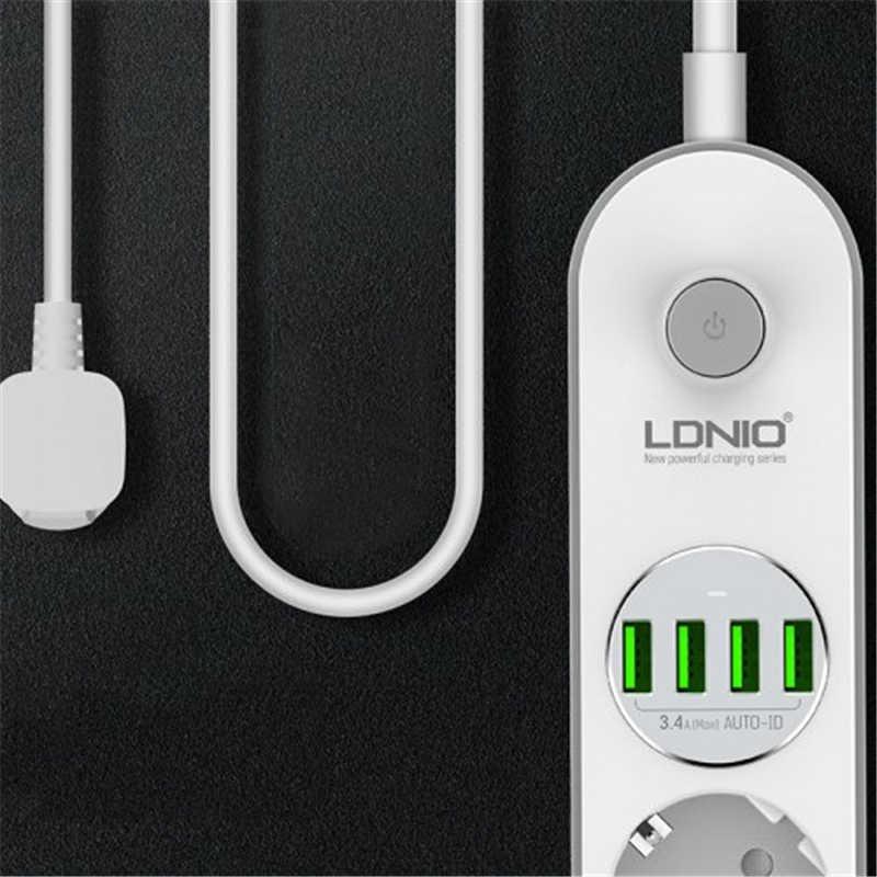 2 M EU Ổ Cắm Cổng USB Công Suất Dây USB thiết bị-Trắng