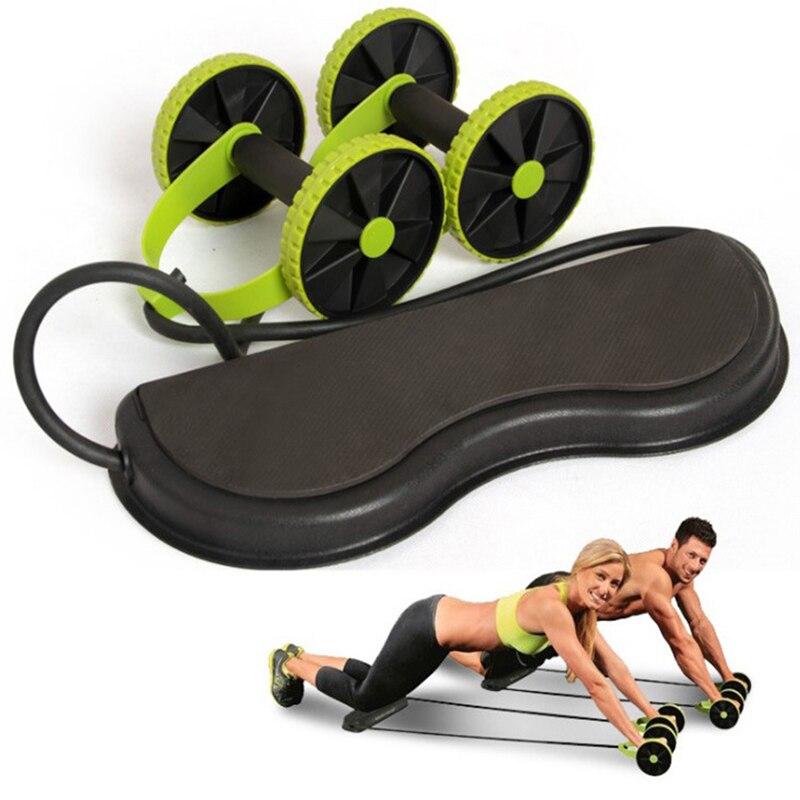 AB Räder Roller Stretch Elastische Bauch Widerstand Pull Seil Werkzeug Bauch Muskel Trainer Übung Zu Hause Fitness Ausrüstung|Ab Rollen|   - AliExpress