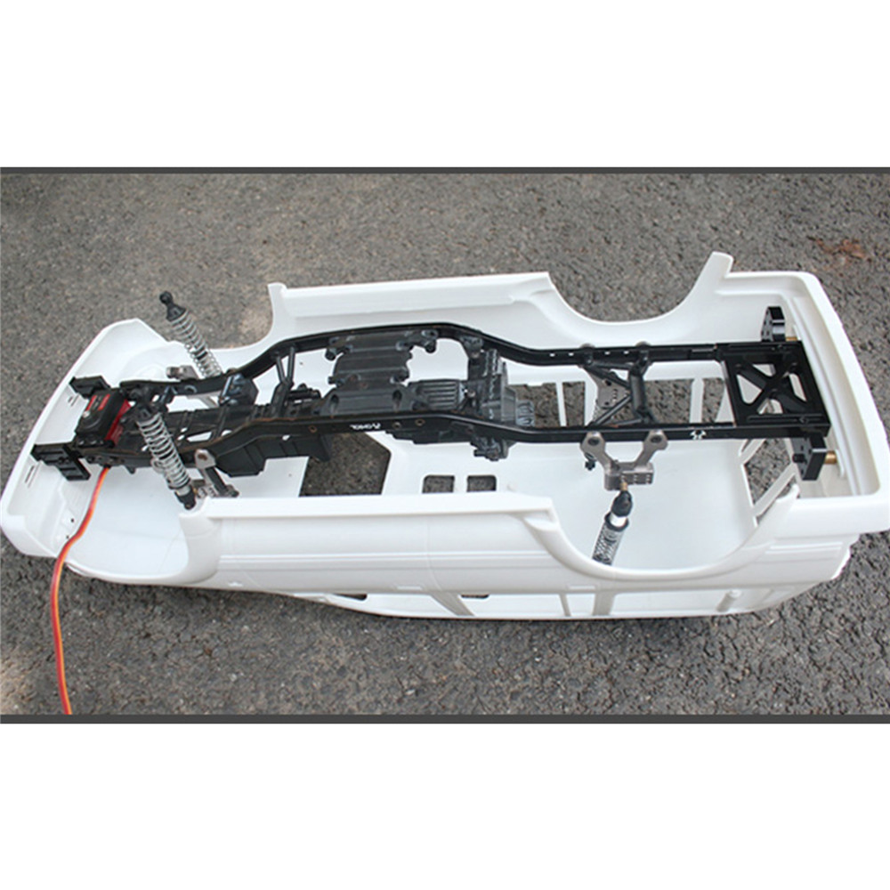 <font><b>Car</b></font> <font><b>Shell</b></font> <font><b>Body</b></font> Mounting Brackets Fixing Rack for <font><b>1/10</b></font> SCX10 Frame Changed to Land Cruiser LC80 <font><b>RC</b></font> <font><b>Car</b></font> Parts Accessories image