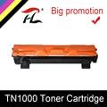 HTL 1 шт. TN1000 тонер-картридж совместимый с TN1030 TN1050 TN1060 TN1070 TN1075 HL-1110 1210 MFC-1810 DCP-1510 1610W