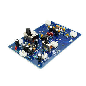 Image 4 - Lusya Two channel balanced preamplifier input board stereo gain input BTL bridge board T0865