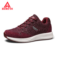 Купить с кэшбэком Fashion New Lace-up Brand Shoes Woman Light Outdoor Casual Sneakers Women Soft Non-slip Breathable Ladies Shoes
