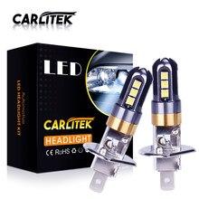 H1 h3 farol lâmpadas 360 super led 6500k branco 3030 smd h27 880 881 carro nevoeiro lâmpadas nebbia motocicleta 12v 24v luzes running xq