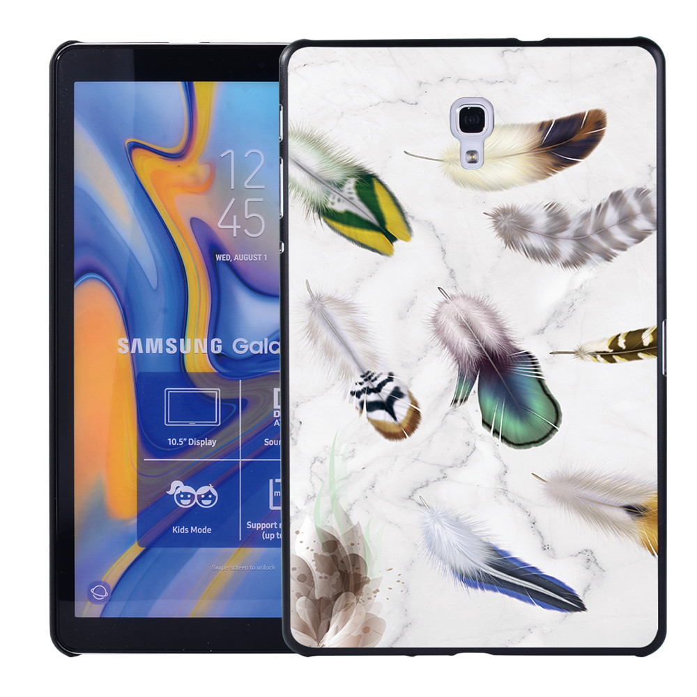 Multicolor Tablet Cover Case Suitable For Samsung Galaxy Tab A 10.5 T590 T595 Tablet Protector Sleeve Tablet Accessories