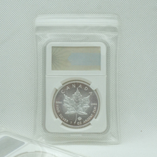 Silver Coins Coin-Commemorative Dollars Canadian Maple Copy Leaf Commonwealth-Queen