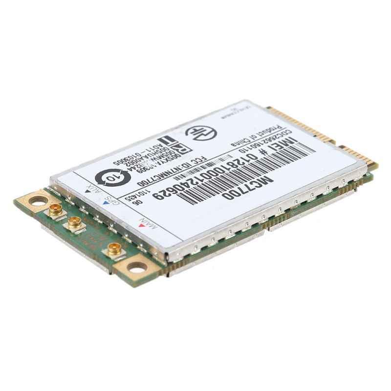 Mini PCI-E 3G/4G WWAN Modulo GPS MC7700 PCI Express 3G HSPA LTE Scheda Wireless