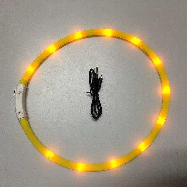 USB LED Dog Collar  6