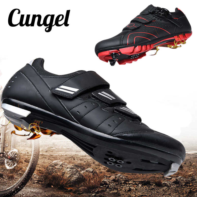 Road Cycling Shoes Men Outdoor Mountain Bicycle Shoes Self-Locking MTB Professional Racing Road Bike Shoes zapatillas ciclismo