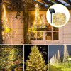 solar lamp led outdoor 7m 32m led fairy lights holiday christmas garlands solar garden party waterproof lights LED String Lights promo