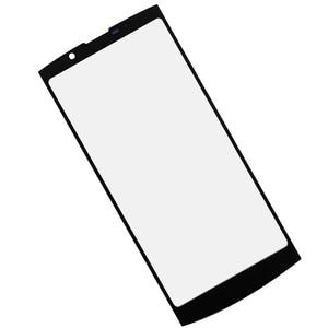 Image 5 - OukiteためK7パワーフロントガラススクリーンレンズ100% 新フロントタッチスクリーンガラスアウターレンズoukitel K7電源 + ツール