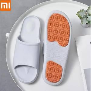 Flop Massage Non-Slip-Slippers Flat-Shoes Bathroom Home Floor Health Indoor Soft Wear-Resistant