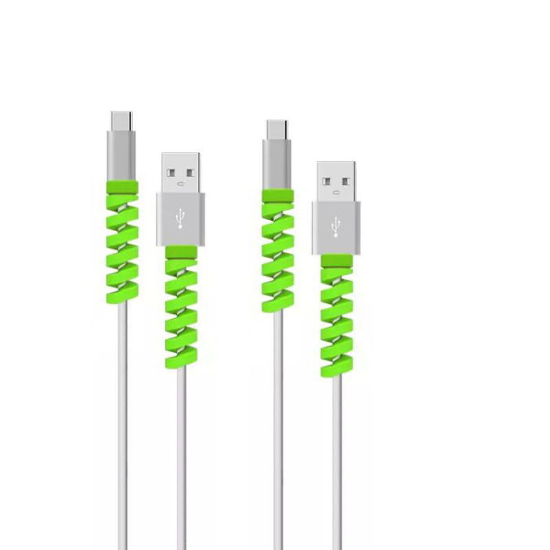 Charging Cable Protector Saver Cover For Apple iPhone USB