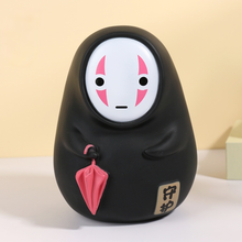 Creative Cartoon Anime Q Version Faceless Man Piggy Bank Desktop Decoration Children Birthday Gift Cute Money Boxes